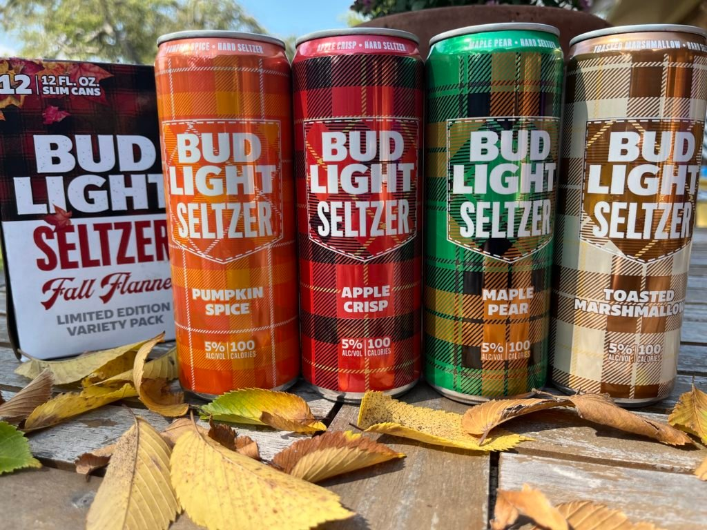 I Tried Bud Light's Pumpkin Spice Seltzer So You Don't Have To