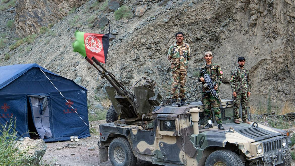 The Fall of A Country: The Untold, Eyewitness Story Of Afghanistan's Collapse