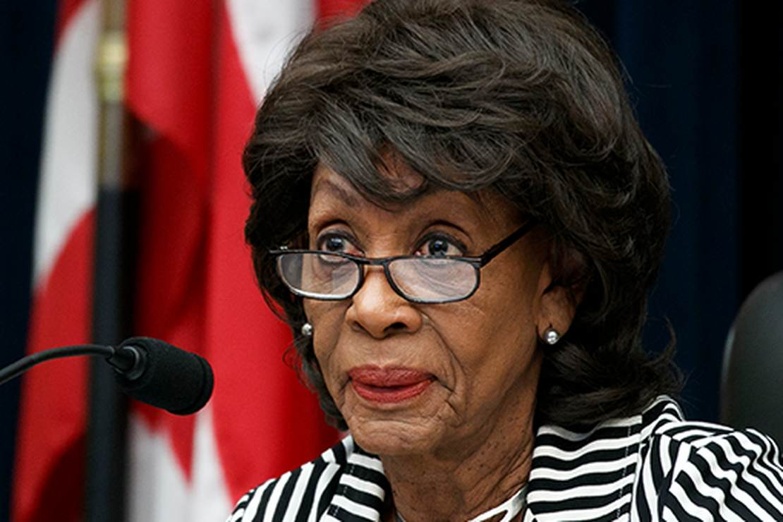 Maxine Waters Makes Bizarre Comment About Being Hacked but Twitter Calls Her a Liar – RedState