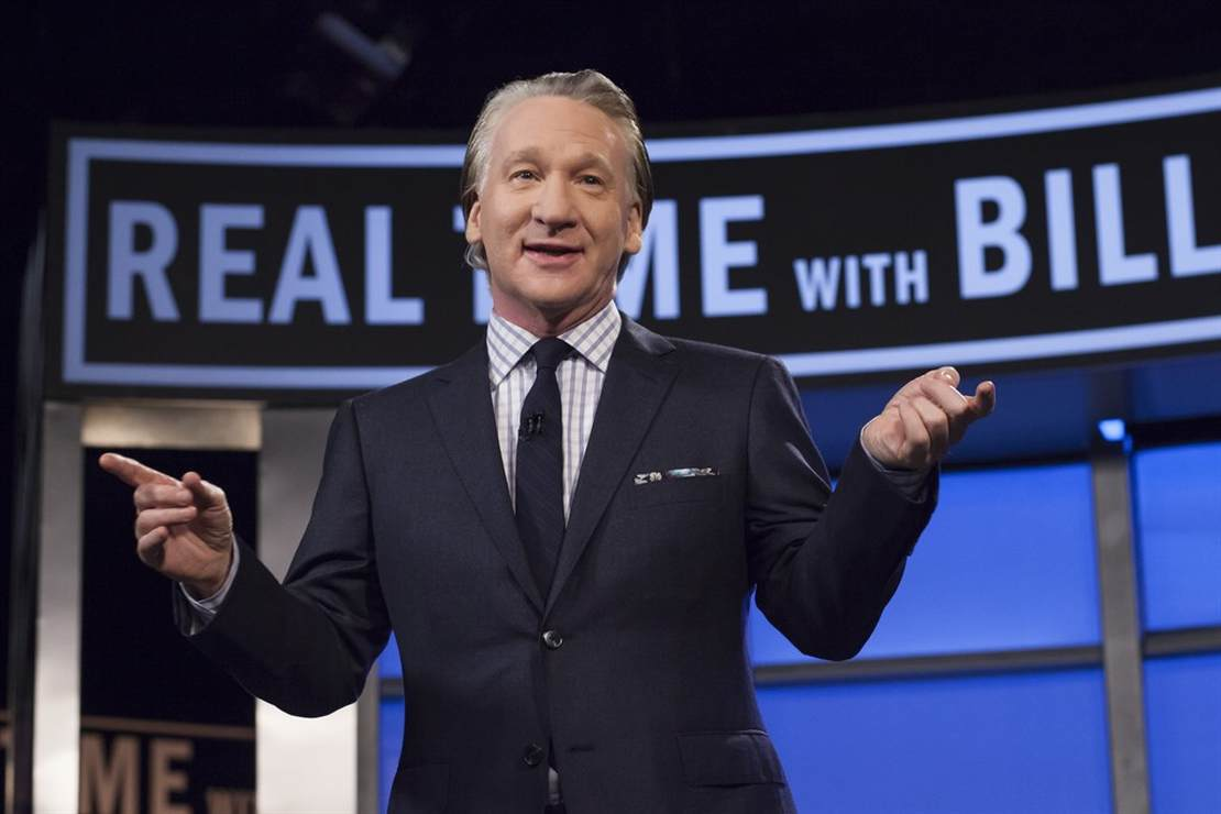 Maher Goes 'Real Time' on Glaring Problems With Biden's 'Build Back Better' – RedState