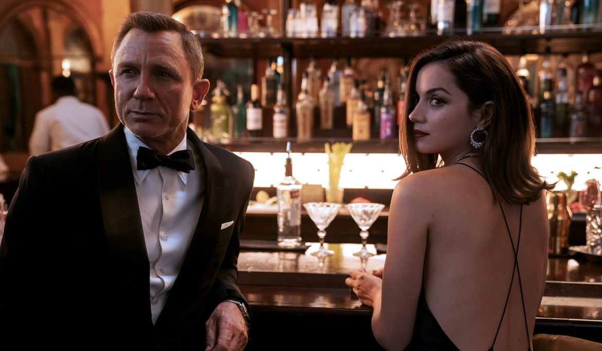 Movie Review 'No Time to Die': James Bond Franchise Exhausted