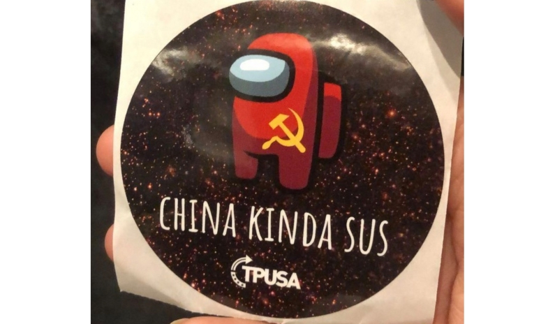 Emerson College: Students Threatened by University Administrators over Anti-China Stickers