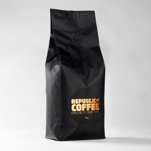 Republic of Coffee Specialty Roasters Seasonal Blend 1kg