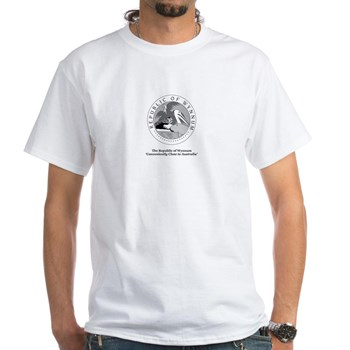 Republic of Wynnum t-shirt