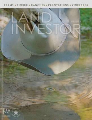Land Investor magazine cover