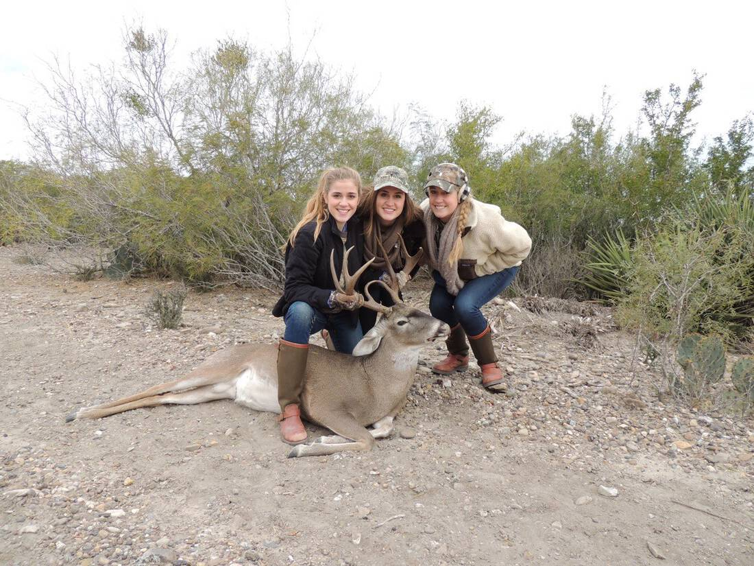 Teaching Our Daughters to Hunt