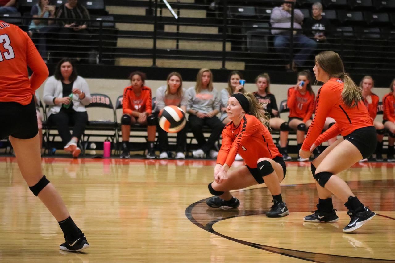 Photos:  Varsity Volleyball Vs Carthage