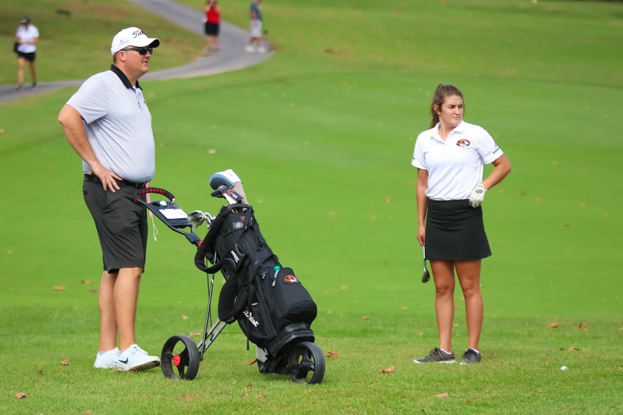 Photos:  Golf Sectionals