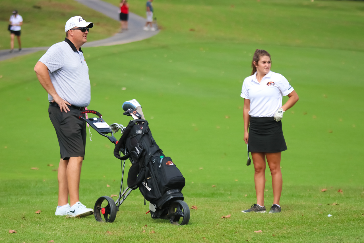 Photos:  Golf Sectionals