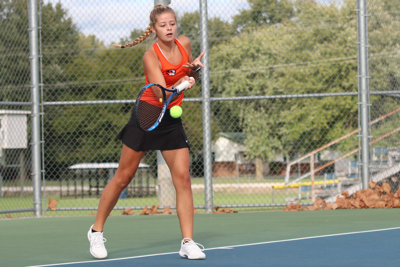 Photos: Tennis Sectionals