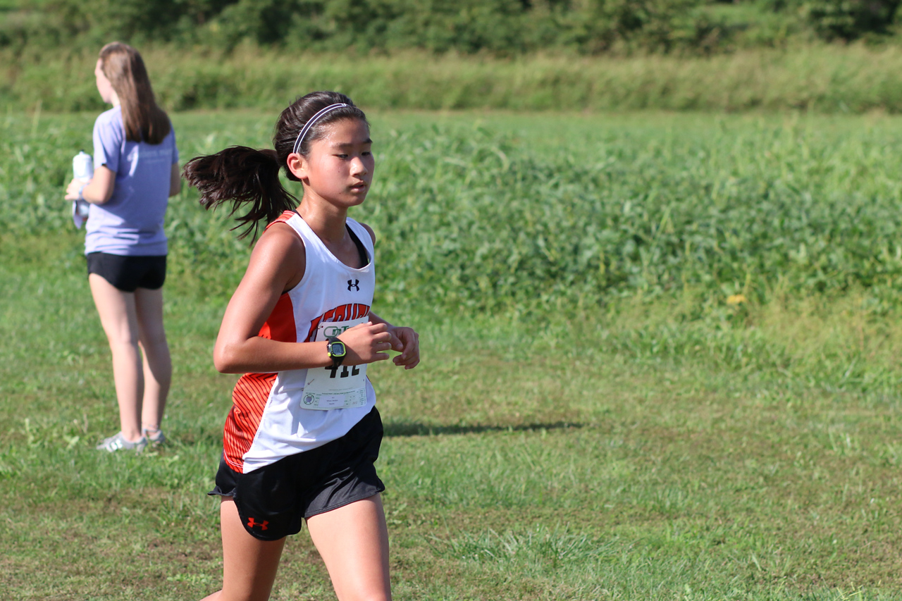 Cross Country Season Ends At Districts