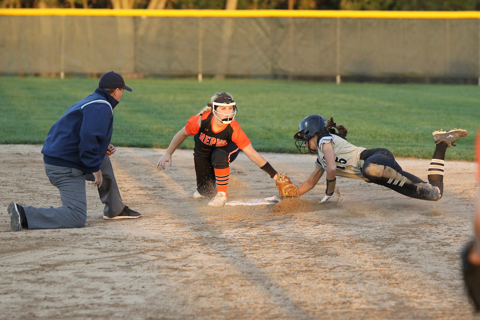 Photos:  Softball Sectionals Vs Ray-Pec