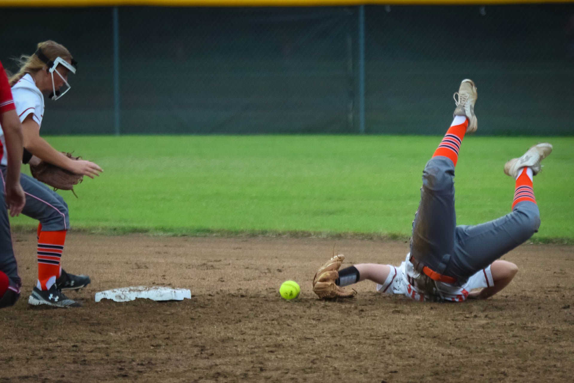 Lady Tigers Secure Share Of COC Title