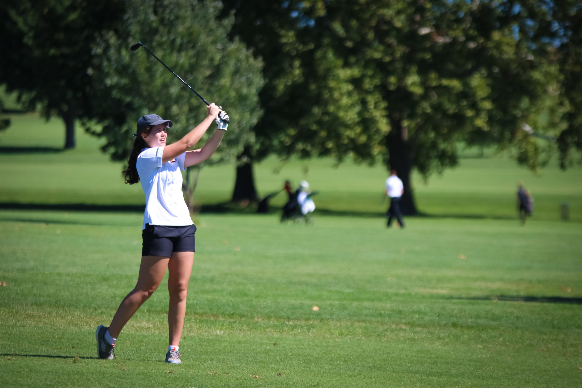 Photos:  COC Girls Golf Tournament