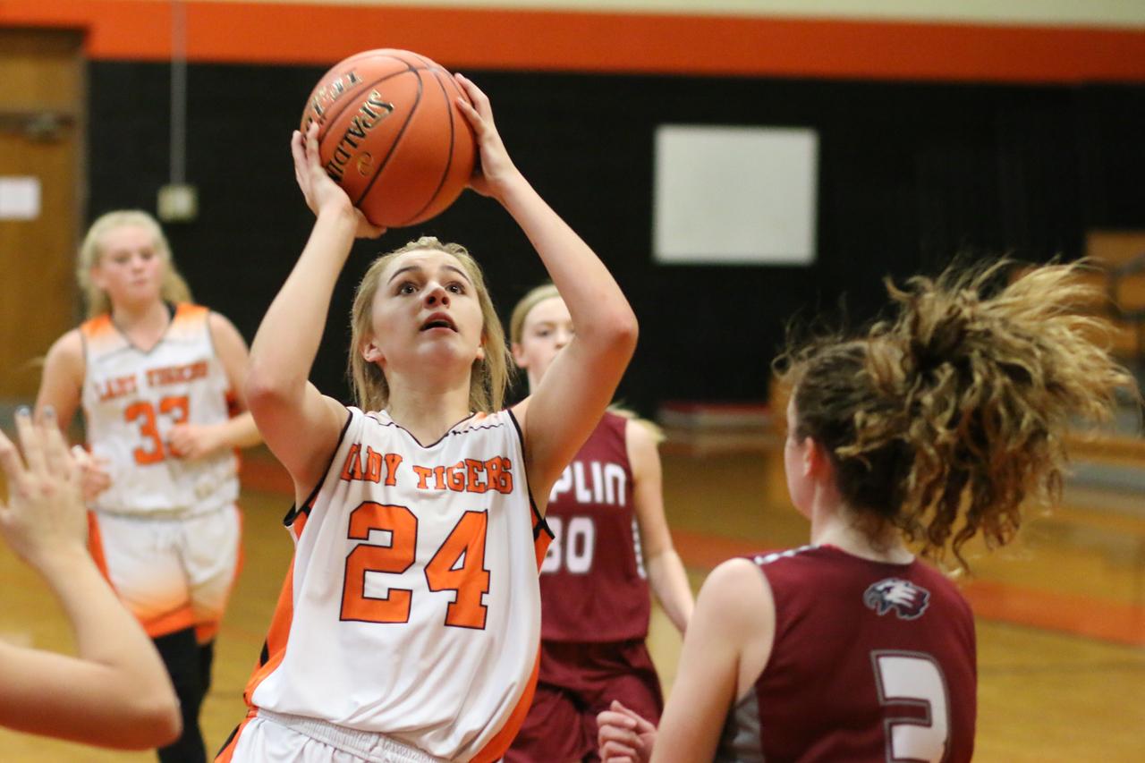 Photos:  Middle School Girls Basketball Vs Joplin