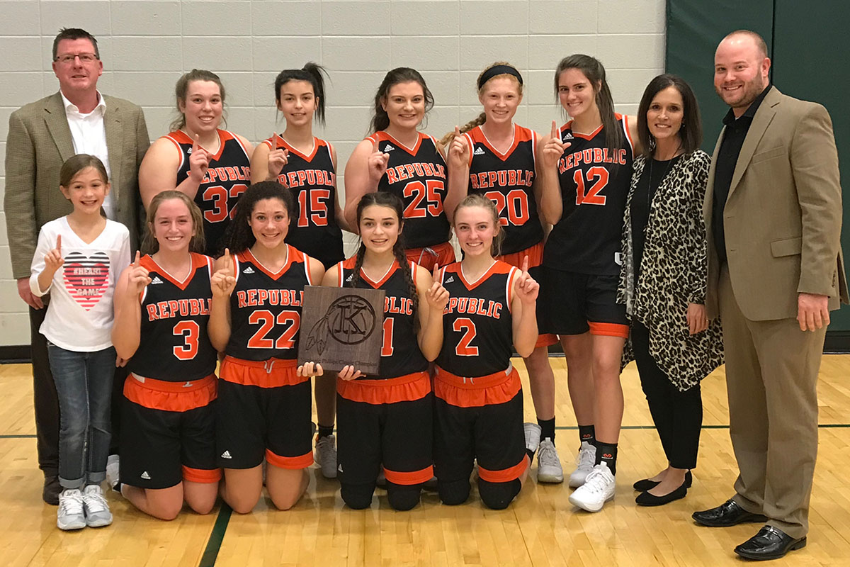 Defense Earns Tournament Championship For Lady Tigers
