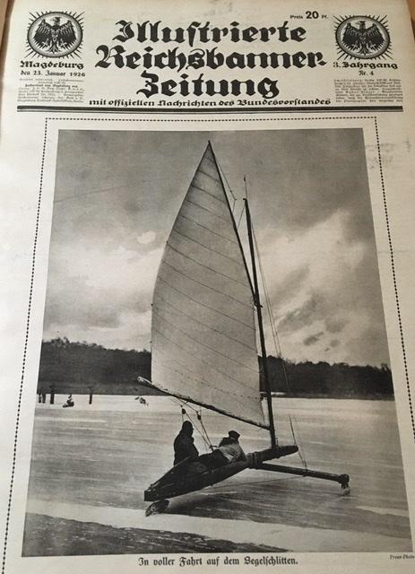 IRZ Nr. 4 / 1926 – Justiz-/Polizeiopfer der Kaiserzeit – Ausblick ins Jahr 1930 und Fahndung nach Fememördern.