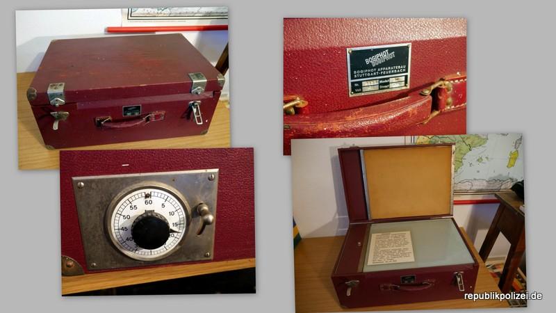 Objekt: Bogiphot – Hochleistungs-Fotokopiergerät (1954-1973 im Einsatz)