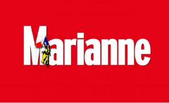 Logo du journal Marianne