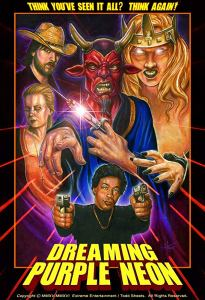 Dreaming Purple Neon   Repulsive Reviews   Horror Movies