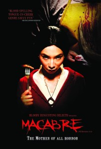 Macabre Movie Review