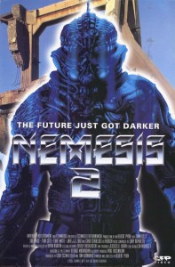 Nemesis 2: Nebula movie review