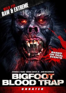 Bigfoot Blood Trap poster