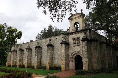 From Spain to Miami: How a Medieval Monastery Traveled Across the Atlantic