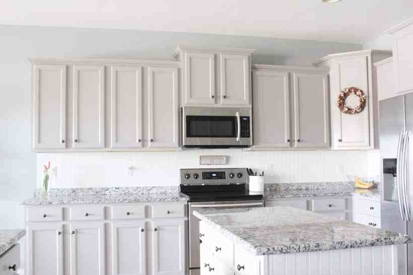 How To Prep And Paint Formica Cabinets