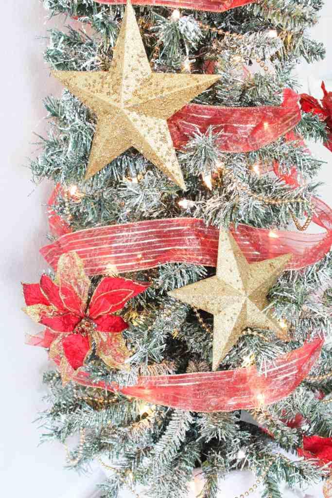 Christmas Tree Flocking Spray