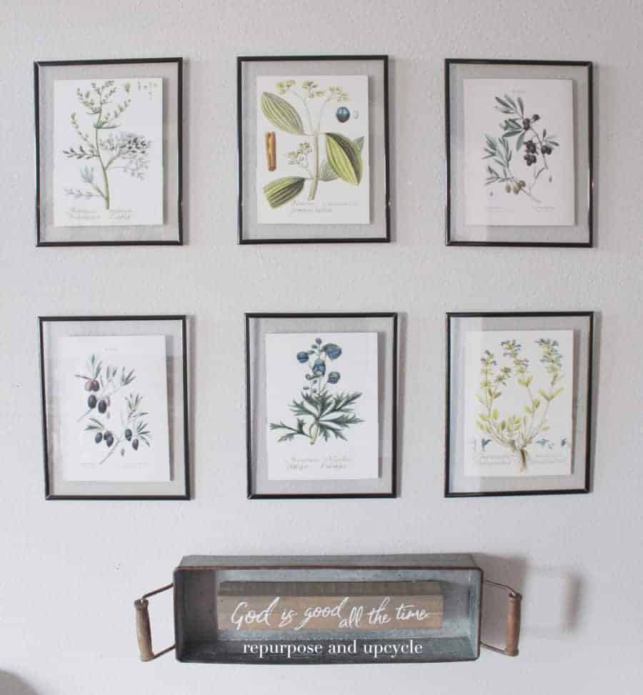 Easy Farmhouse Decor