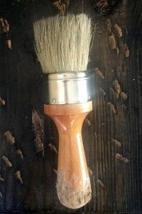 Annie Sloan Wax Brush