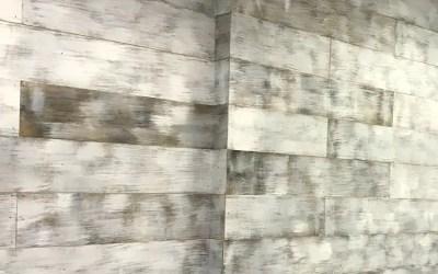 Wall Treatments: Modern-Industrial