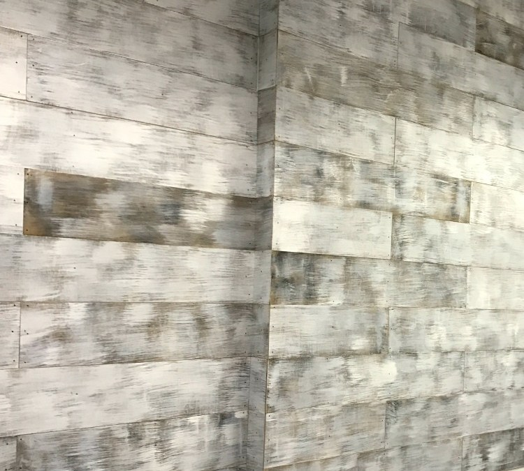Wall Treatments: Modern-Industrial