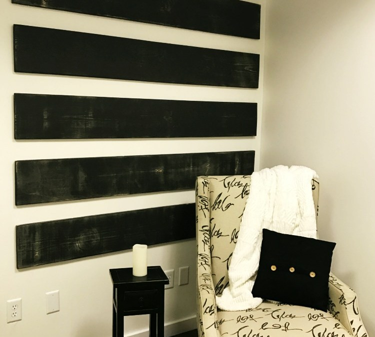 Add Character to a Room–Wall Treatment Two