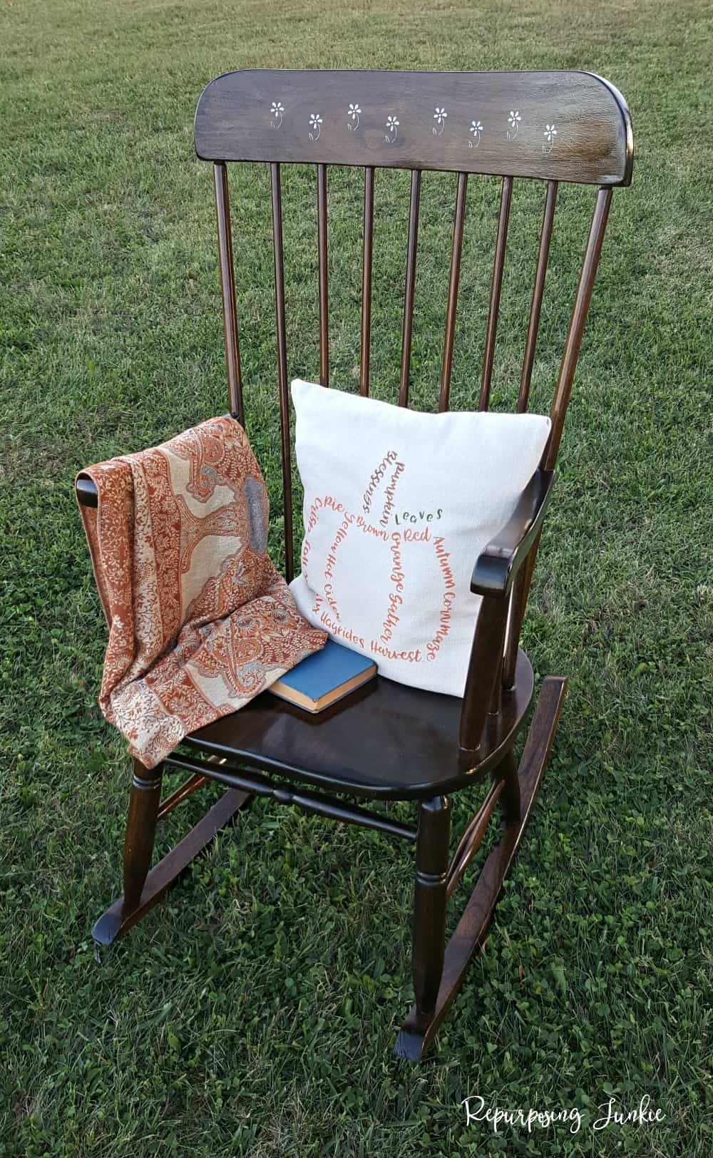 20 Stenciled Projects And Ideas For Furniture Household And