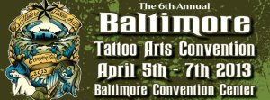 2013 Baltimore Tattoo Convention