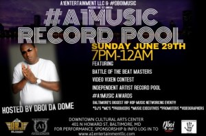 2014 A1 Music Record Pool