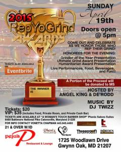 2015 RepYoGrind Awards Winners…