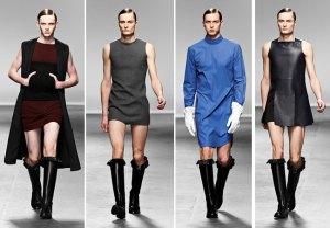 men dress