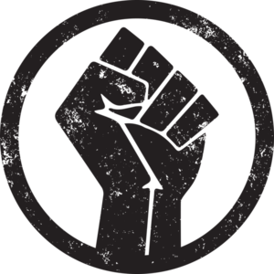 Black Fist: Unity is Power…NOT VIOLENCE!