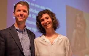 David McNaughton and Janice LIght