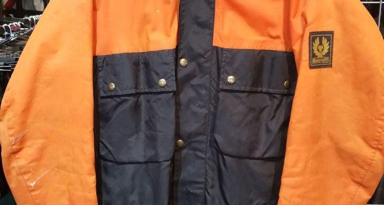 This Vintage Belstaff jacket just turned 35 years old…