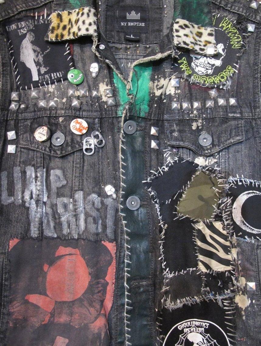 The Best Crust Punk Jacket