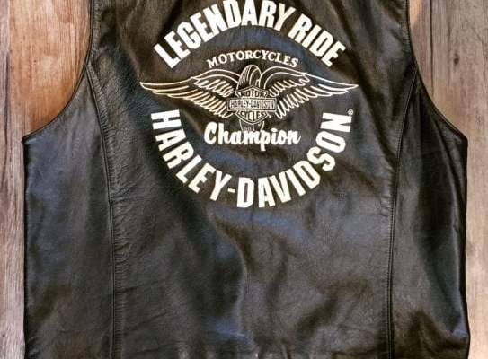 Venerable Harley Davidson Vests