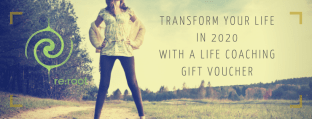 Transform your life in 2020 with a life coach gift voucher