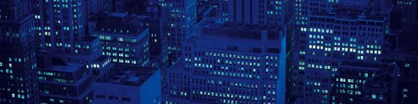 City Scape LinkedIn Banner Download