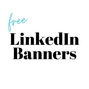 Free LinkedIn Banner Download