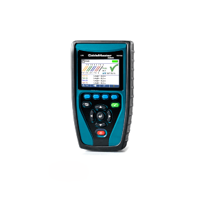 Tester LAN avanzato con TDR Softing Cablemaster 850