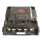Giuntatrice con allineamento sul core 3 assi – 6 motori SWIFT-K11T